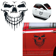 Waterproof Skull Hood Decal Vinyl Large Graphic Sticker Car Semi Boat Tailgate