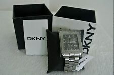 DKNY MEN'S CHRONOGRAPH LUXURY COLLECTION SMOKE BLACK WATCH NY1517