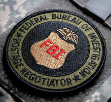 KANDAHAR ​WHACKER© JSOC FBI HRT TRAINING TEAM AFGHANISTAN burdock INSIGNIA