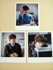 EXO K M POLAROID CARD SM OFFICIAL GOODS -  Suho / Not photo card - 2014 New
