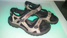 Ecco sport sandals size 8.5 (39) women's decent condition SHIPS FROM USA