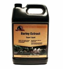 Barley Pond Straw Super Extract for Clear Fish-Koi Ponds--Liquid 128 OZ-1 gallon