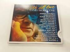 ENNIO MORRICONE WE ALL LOVE CD SLIDEPACK 2007