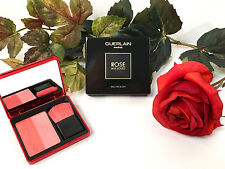 GUERLAIN SMILE GLOW BLUSH HIGHLIGHTER DUO ROSE AUX JOUES NEW IN BOX! ��