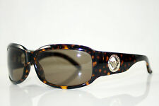 ARMANI Womens Designer Luxury Diamante Brown Sunglasses Model GA 9344 V088U