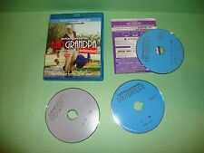 Jackass Presents: Bad Grandpa (Blu-ray/DVD, 3-Disc Set)
