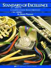 KJOS PW22CL Standard of Excellence Enhanced Book 2 Clarinet