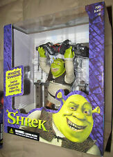 MCFARLANE TOYS SHREK--WRESTLIN' SHREK Playset  NEW MIB RARE  **CASE FRESH**