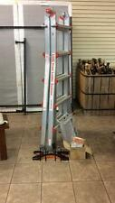 Little giant ladder with accessories Lot 153