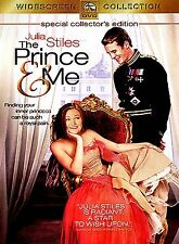 NEW DVD // The Prince and Me //  Julia Stiles, Luke Mably, Ben Miller, James Fox