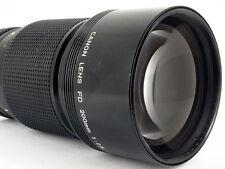 CANON LENS FD TELE Objektiv 200/2.8 Canon FD Lichtriese