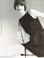 PUBLICITE ADVERTISING 065  1998  GIANFRANCO FERRE  haute couture GGF