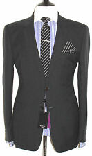 BNWT TAILOR-MADE PAUL SMITH THE FLORAL CHARCOAL DARK GREY SUIT 46 R W40