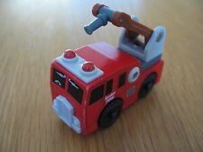 FIRE ENGINE Hook Learning Curve for Wooden Train Engine ( Brio Thomas )