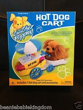 ZHU ZHU PUPPIES * HOT DOG CART * NEW IN BOX