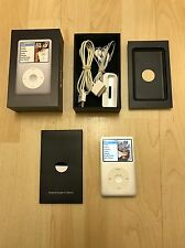 Apple iPod Classic 6th Generation 80GB A1238 Boxed + Apple USB Cable Bundle