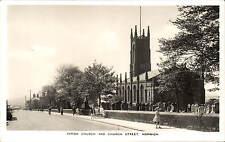 Horwich. Parish Church & Church Street.
