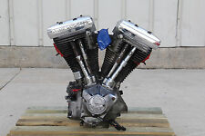 89 Harley FL Evolution EVO 80 1340 Engine Motor Run&Drive GUARANTEED *CARB