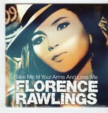 (GU348) Florence Rawlings, Take Me In Your Arms & Love Me - 2010 DJ CD