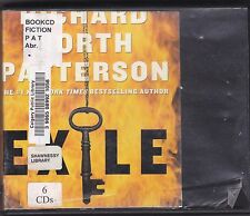 Exile by Richard North Patterson (2007, CD, Abridged) Suspense Legal Thriller