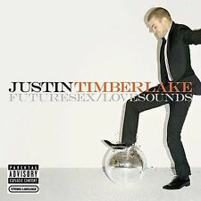 Justin Timberlake - Futuresex/Love Sounds   *** BRAND NEW CD ***