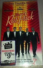 The Rat Pack (VHS Video Cassette Tape, 1998)