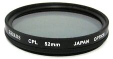 Bower 52mm CPL Digital Multi-Coated Circular Polarizer Filter