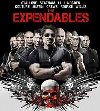 The Expendables (Blu-ray + DVD) US Version Region A