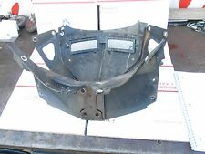 1997 Yamaha V-MAX SX 600 snowmobile parts: FRONT-MIDDLE- BELLYPAN PIECE