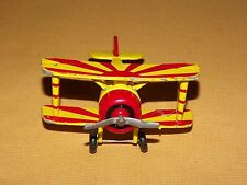 "VINTAGE TOY   ERTL  3 1/4"" LONG METAL PLANE AIRPLANE"