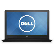 "Dell 15.6"" Inspiron i3552 Laptop Pentium 1.6/2.4GHz 4GB 500GB Windows 10"