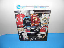 NCAA Hockey East 1990-91 Yearbook