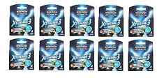 Wilkinson Sword Xtreme3, 4 Count Refill Razor Blades (Pack of 10)