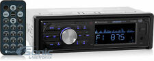 NEW! Planet Audio P375MB Single Din Bluetooth Digital Media Car Stereo Receiver
