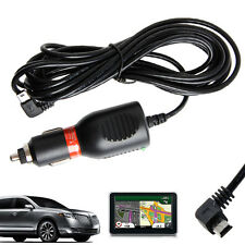 Mini USB Car Vehicle DC Power Charger Adapter Cord Cable For GARMIN GPS Nuvi 2A