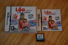 LEA PASSION BABY-SITTER - NINTENDO DS - VF