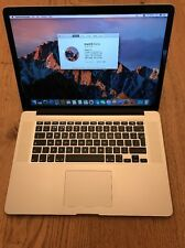"Apple MacBook Pro 15"" Late 2013 Retina 2.6ghz i7 16gb 1tb SSD Amazing Condition"