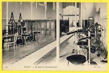 cpa 03 - VICHY en 1906 (Allier) La SALLE de MÉCANOTHÉRAPIE Gymnastique Médicale