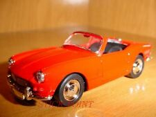 TRIUMPH SPITFIRE RED 1:43 MINT!!!