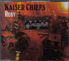 Kaiser Chiefs-Ruby cd maxi single 2 tracks