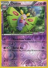 BW DRAGONS EXALTED POKEMON RARE CARD - DUSTOX 47/124