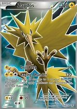 x1 Zapdos - 29/83 - Full Art Ultra Rare Pokemon Generations M/NM