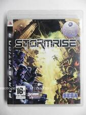 jeu STORMRISE sur PS3 playstation 3 en francais game spiel juego gioco action
