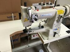 NEW S335-B CYLINDER ARM WALKING FOOT WITH UNISON FEED INDUSTRIAL SEWING MACHINE