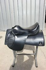 "36-6 Spirig 18"" all purpose jump saddle"