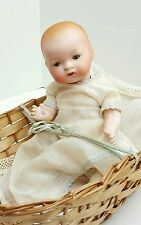 "Armand Marseille AM 341/4/0 K ADORABLE 9"" Baby Doll HTF SIZE German Dream Baby"
