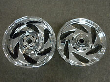 2006-2010 SUZUKI M109 VZR1800 chrome wheels  06-10 M109R OEM EXCHANGE ONLY