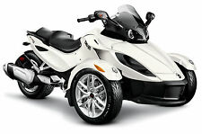 BRP Can-Am Spyder Vegas White Pearl B-313 B313 OEM BASF Touch Up Paint