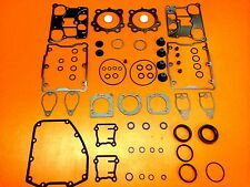 FITS  HARLEY 1450 88cc  TWIN CAM FULL GASKET SET WITH .030 MLS HEAD GASKETS