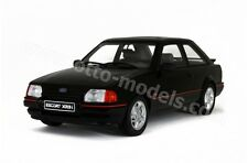 FORD Escort MKIV 4 Facelift Xr3i Xr3 black Resin otto model RARE 1:18